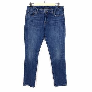 Lucky Brand Lolita Skinny Jeans Stretch Mid-rise